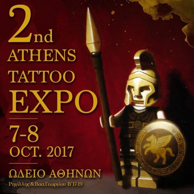 2nd Athens Tattoo Expo